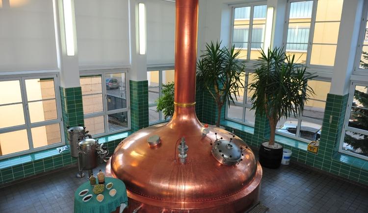 Brauerei Baumgartner (© Schärding Tourismus)