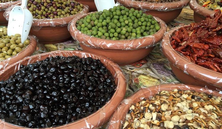 Italienischer Markt im Seepark St. Gilgen. (© Pixabay)