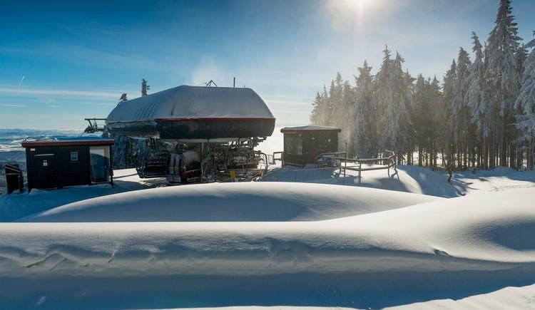 Sternstein Bergstation (© Sternsteinlifte)