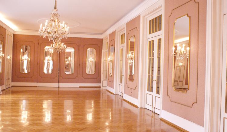 Spiegelsaal (© (c)Promenadenhof)