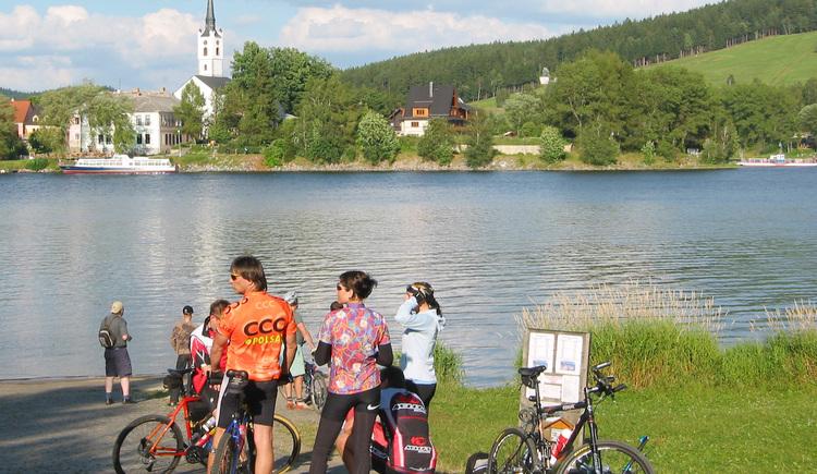 Friedberg in Tschechien ist eine Stadt dieser Tour (© Schwarzmann)