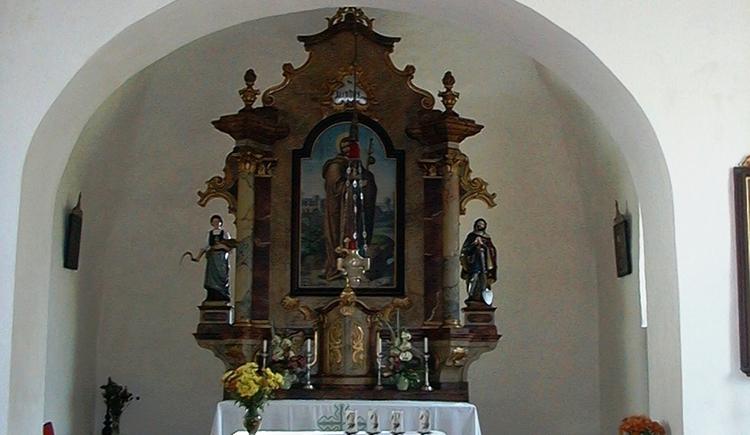 Filialkirche Kasten (© Gemeinde Vichtenstein)
