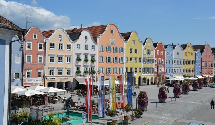 Silberzeile (© Schärding Tourismus)