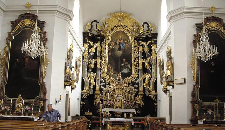 Barockkirche Sandl