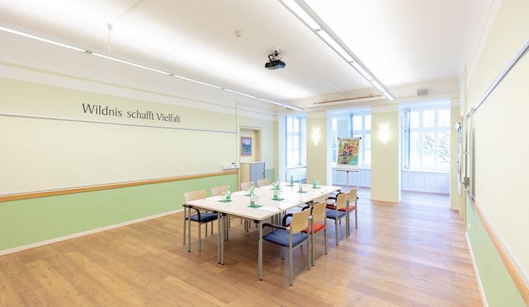 Seminarraum Luchsboden. (© Villa Sonnwend_HIRES)