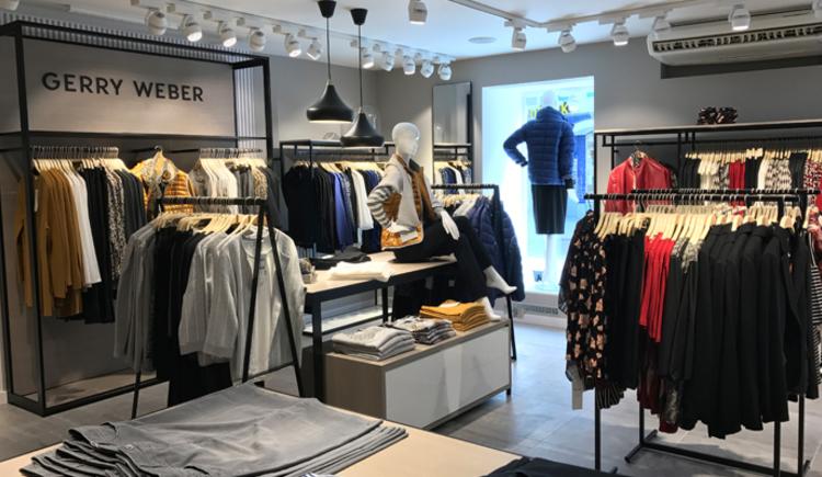 Gerry Weber Store (© Fischer Mode und Textil GmbH)