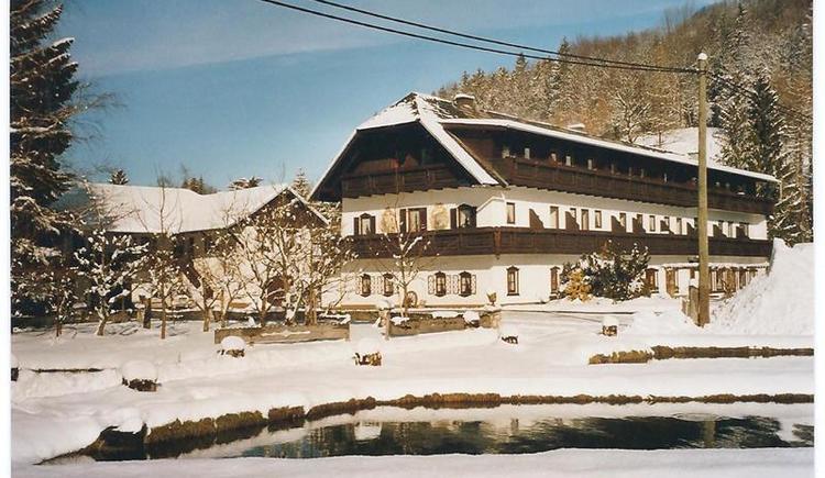 Forellenhof Wieselmühle Winter