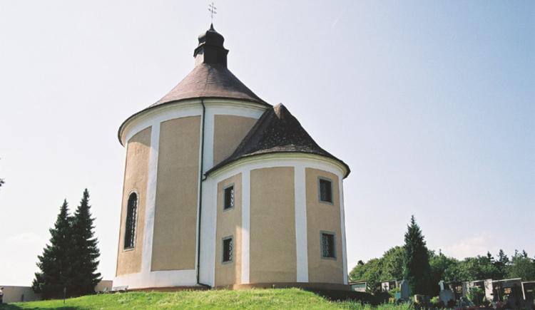 Perg Kiche am Kalvarienberg. (© TTG Tourismus Technologie)