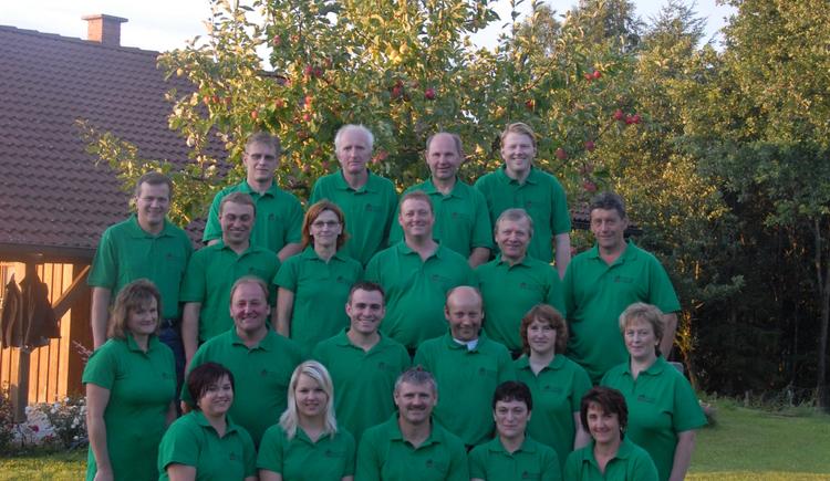 Vorstand, Mitglieder Samareiner Press- und Saftgemeinschaft