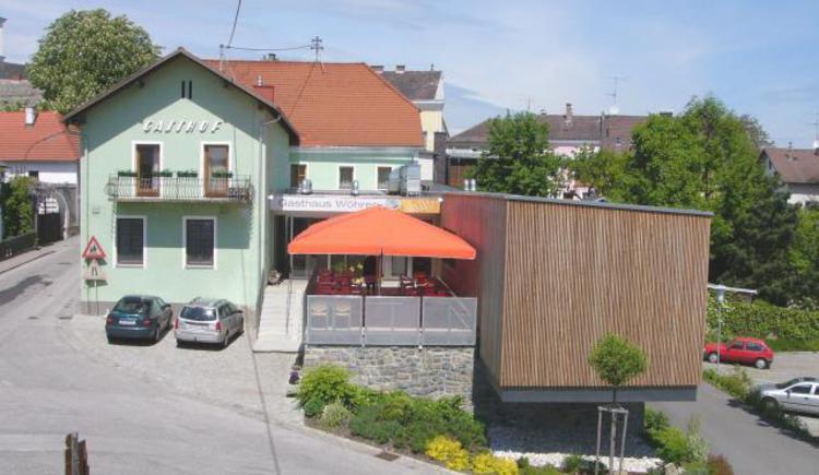 Gasthaus/Bäckerei Wöhrer