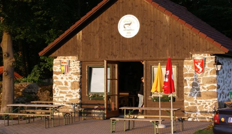 Clubhaus Bogensportclub Mühlviertel (© Bogensportclub Mühlviertel)