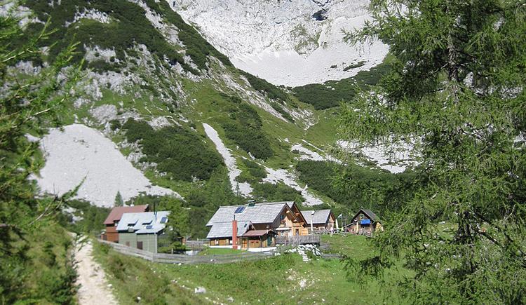 Steirerseehütten (© Gisbert Rabeder)
