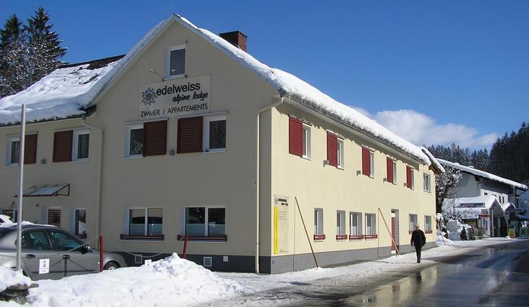 Edelweiss Winter (© Edelweiss Alpine Lodge)
