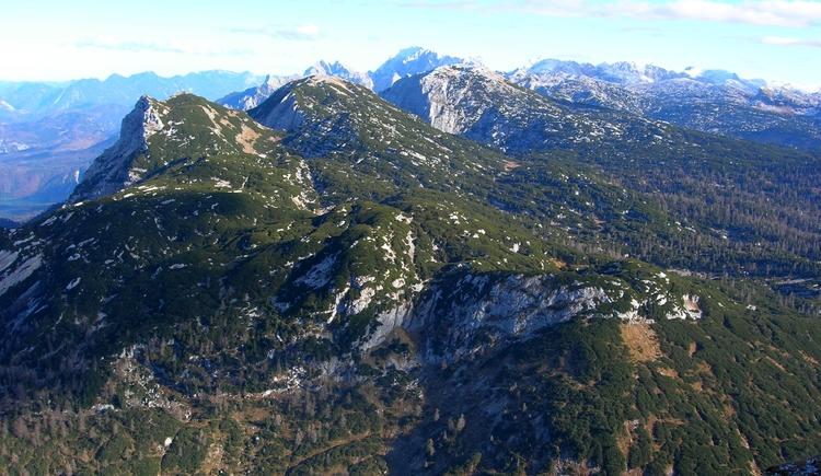 Rinnerkogel Blick Osten