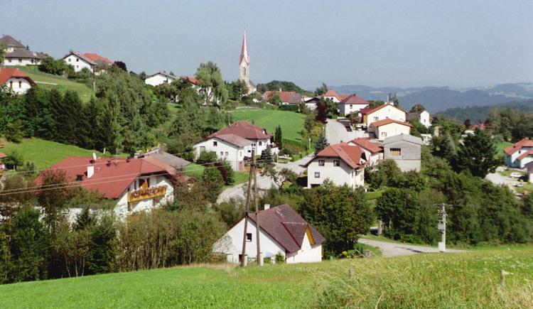 Ansicht Waldkirchen von der westl. Seite. (© TTG Tourismus Technologie)