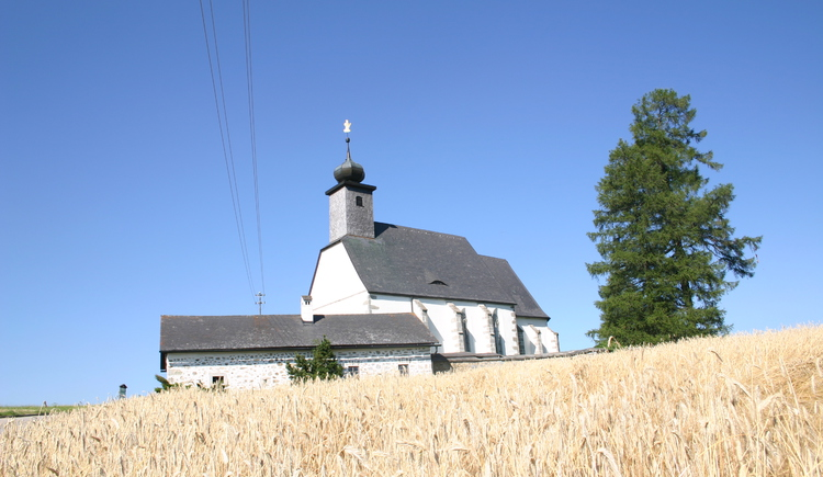 Kirche St. Michael im Kornfeld (© Touristik Mühlviertler Kernland)