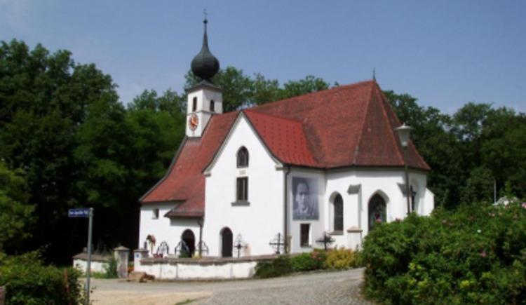 Kirche St. Radegund. (© Gemeinde St. Radegund)