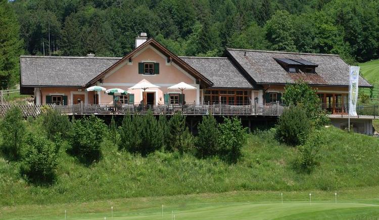 Waldhof Alm - Clubhaus & Alm