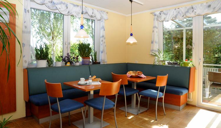 Cafe Wiesner Kirchheim Innenansicht