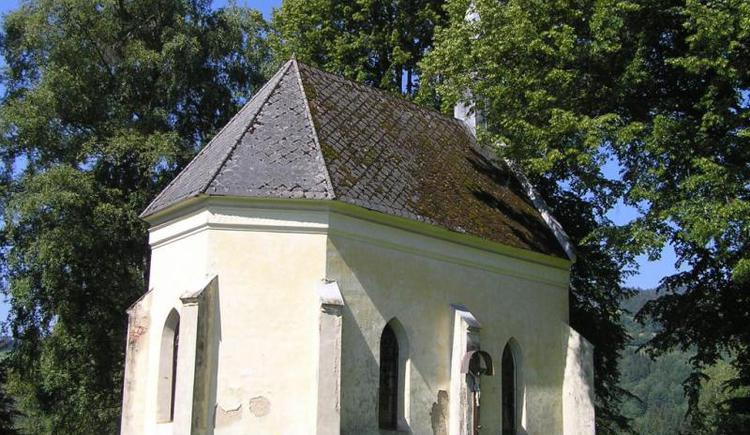 Preblau Kapelle Maria Hilf (© Verein BENEDIKT BE-WEG-T)