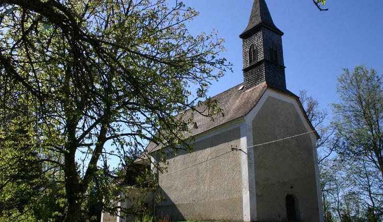 Georgskirche (© Gemeinde Auberg)