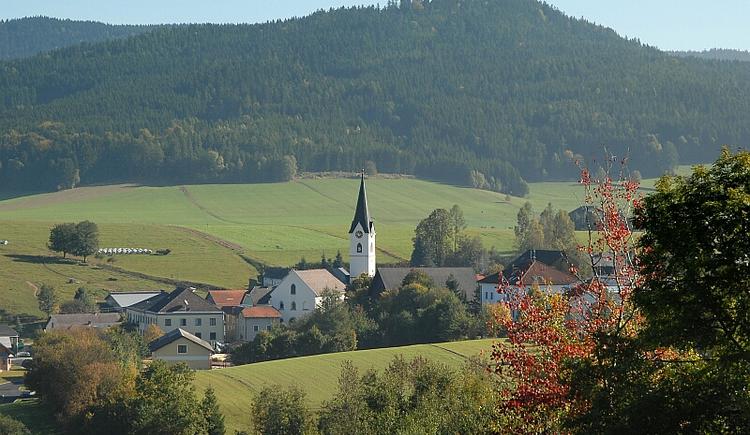 Ortsansicht Windhaag bei Freistadt