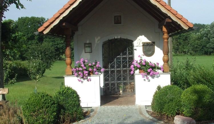 Schlossbauerkapelle - Friedens-Weg in Rossbach und St. Veit im Innkreis