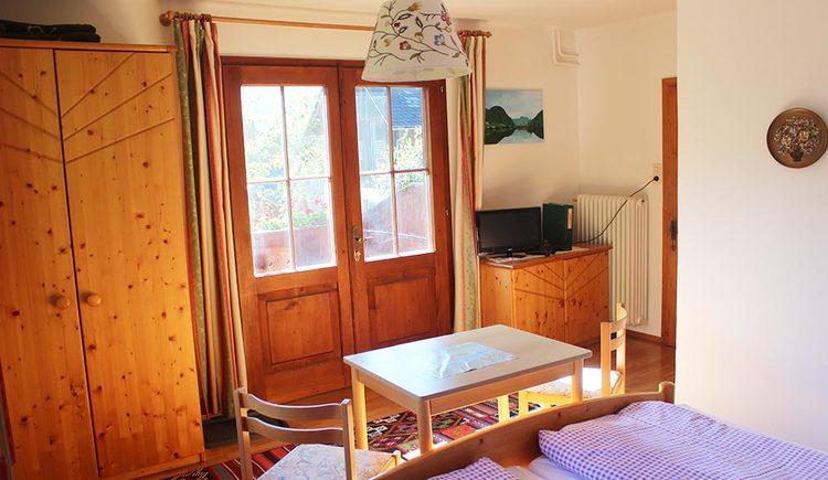 Doppelzimmer 3 (© Haus Annerl)