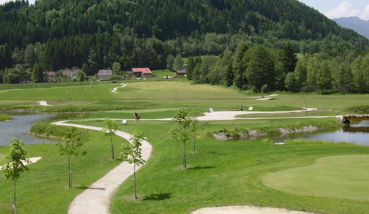 Golfplatz Windischgarsten Pyhrn-Priel (© GC Windischgarsten Pyhrn-Priel)