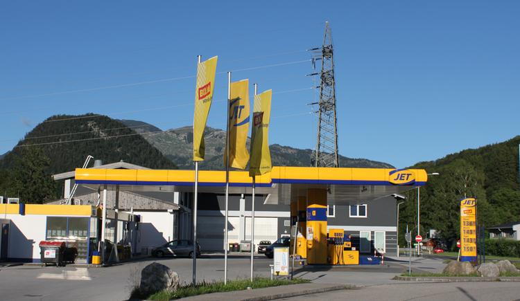 Jet-Tankstelle (© Tourimusverband Bad Ischl)
