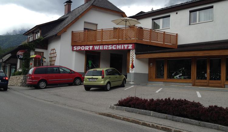Sport 2000 Werschitz (© TVB Pyhrn-Priel/Seebacher)