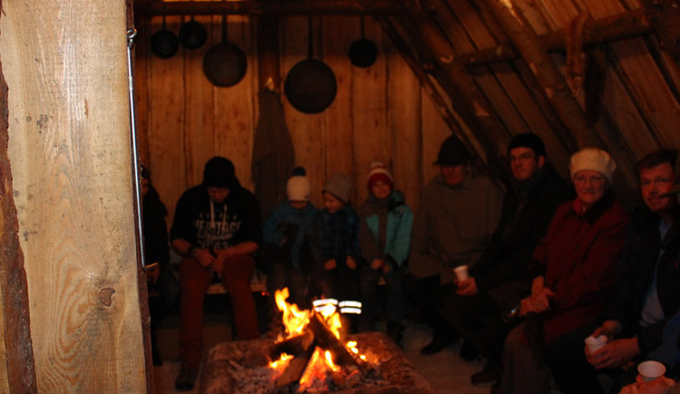 Holzknechadvent in Steinbach am Attersee