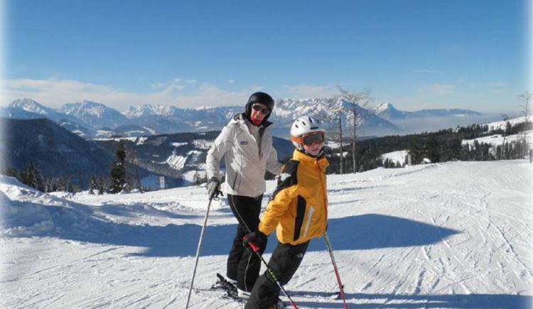 Skifahren für Jung & Alt