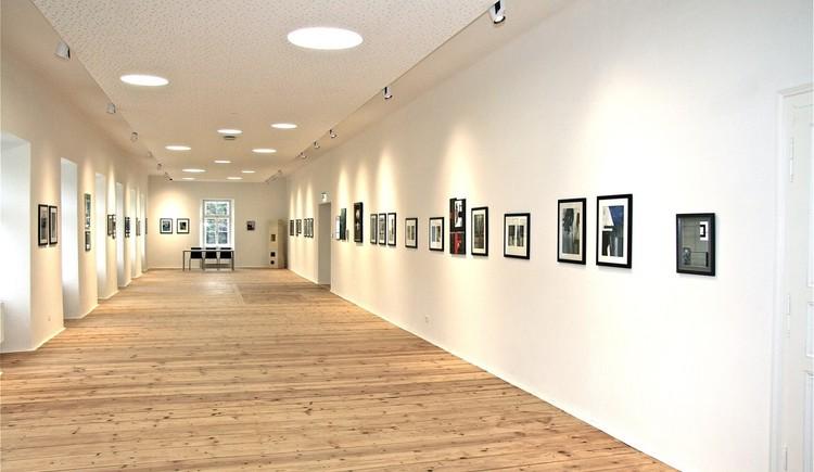 Ausstellung GRANDE BELLEZZA im Kunsthaus Burg Obernberg. (© Brescher Josef)