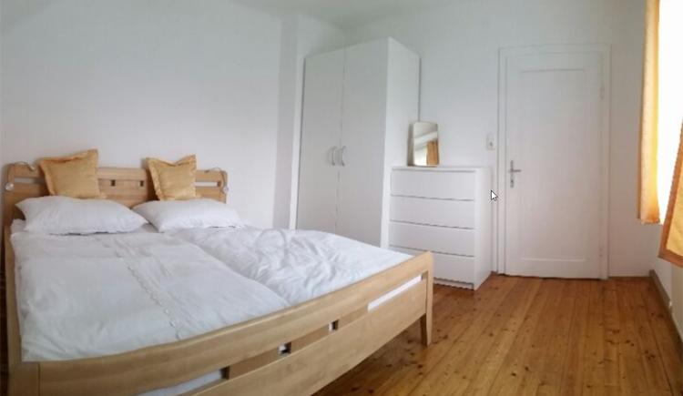 Schlafzimmer Ferienwohung Aigner (© Ferienwohnung Aigner)