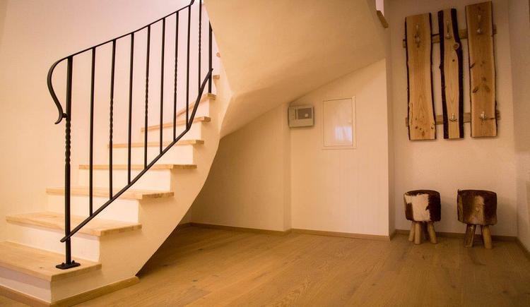 Entrance room - apartment 1 (© Bramsauerhof Faistenau)