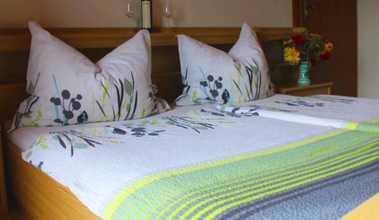 Schlafzimmer (© TVB Attergau)