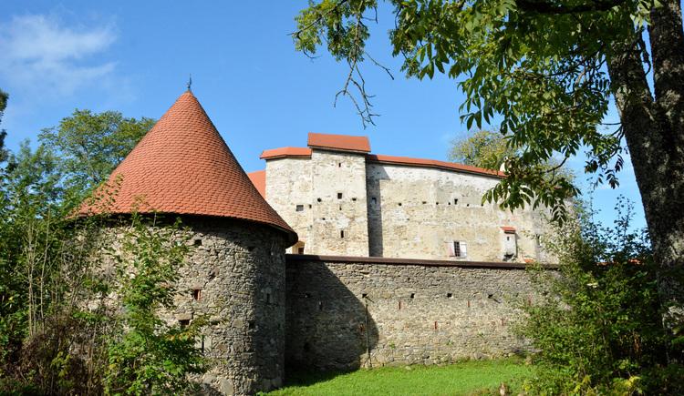 Burg Piberstein (© Leader-Region HansBergLand)