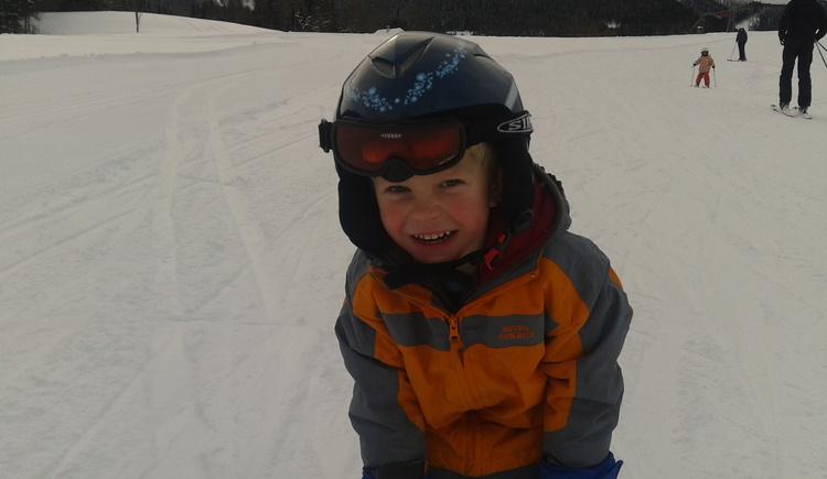 Schifahren , Kinderschikurs, Anfänger,