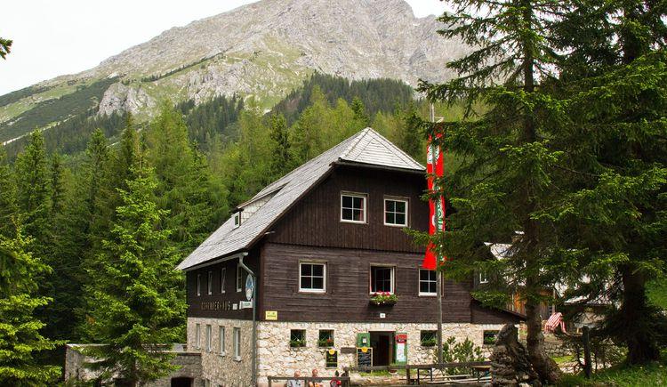 Rohrauerhaus (© TVB Pyhrn-Priel/Sulzbacher)