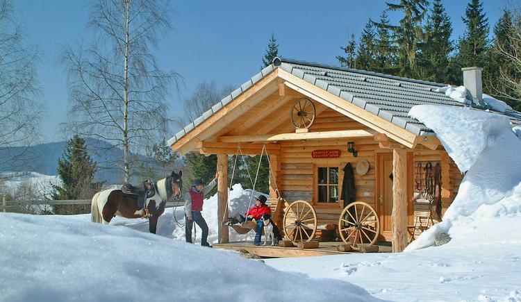 Winterromantik auf der Nordweide (© Fotografie Kastner)