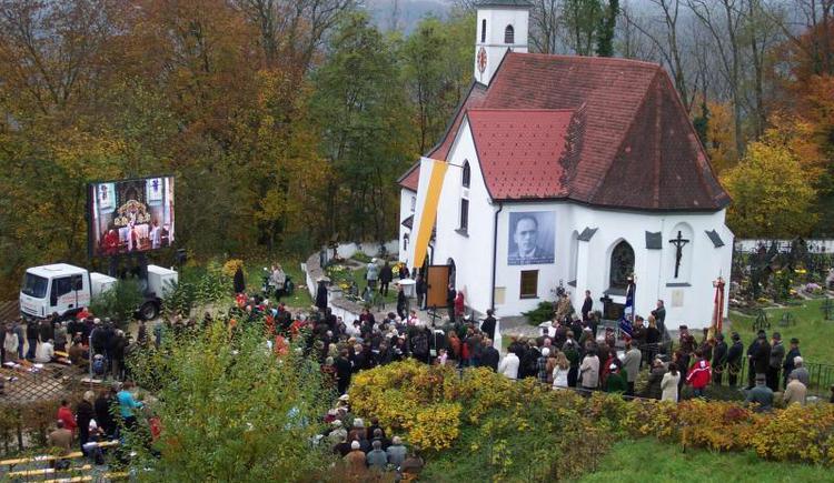 Seligsprechung Franz Jägerstätters (© Vianovis)