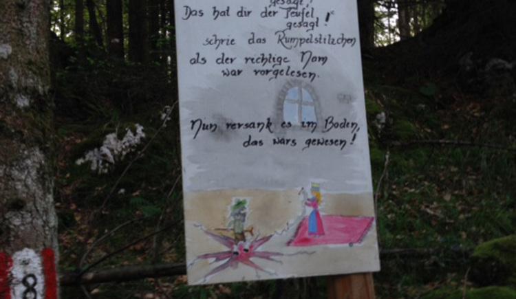 Märchen Rumpelstilzchen. (© WTG)
