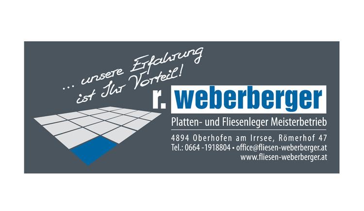 Weberberger - business card. (© Weberberger)