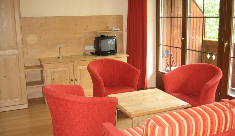 Hotel Pension Carossa, Zimmer. (© Kessel)