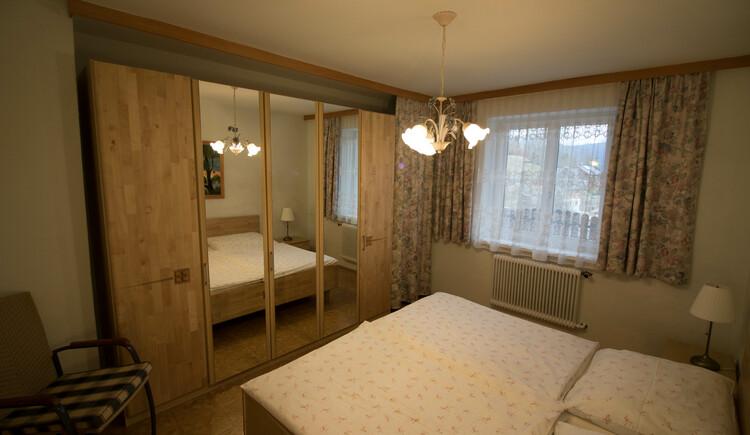 Bergland Fewo 4 Schlafzimmer. (© Peter Jandl)