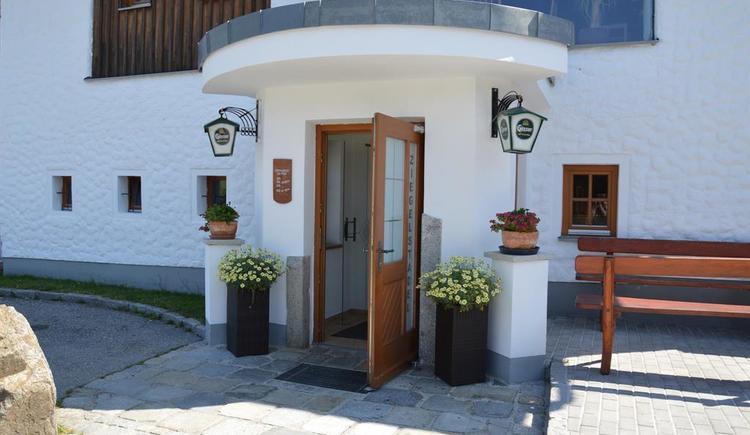 Eingang (© Privat)