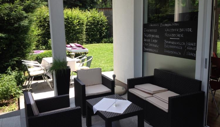 Café im Kurpark Bad Goisern