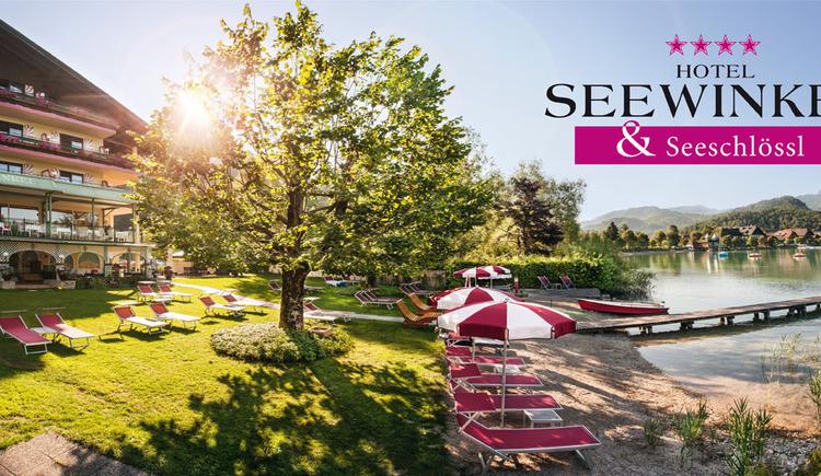 Hotel Seewinkel & Seeschlössl (© Ferstl)