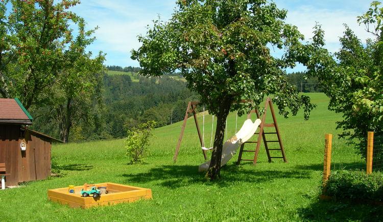 Scheichl Garten (© Josef Scheichl)